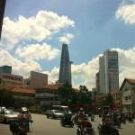 ベトナム・ホーチミンの街角