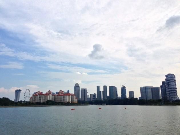 カランリバー-シンガポール