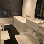 広いバスルーム-JWマリオット