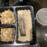 隔離中の食事